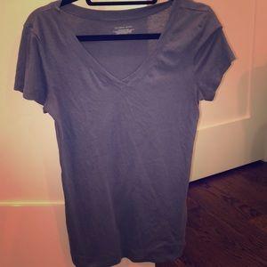 Victoria's Secret V-Neck T-Shirt.